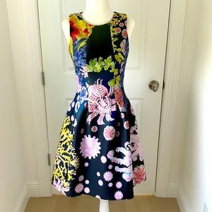 CYNTHIA ROWLEY scuba dress